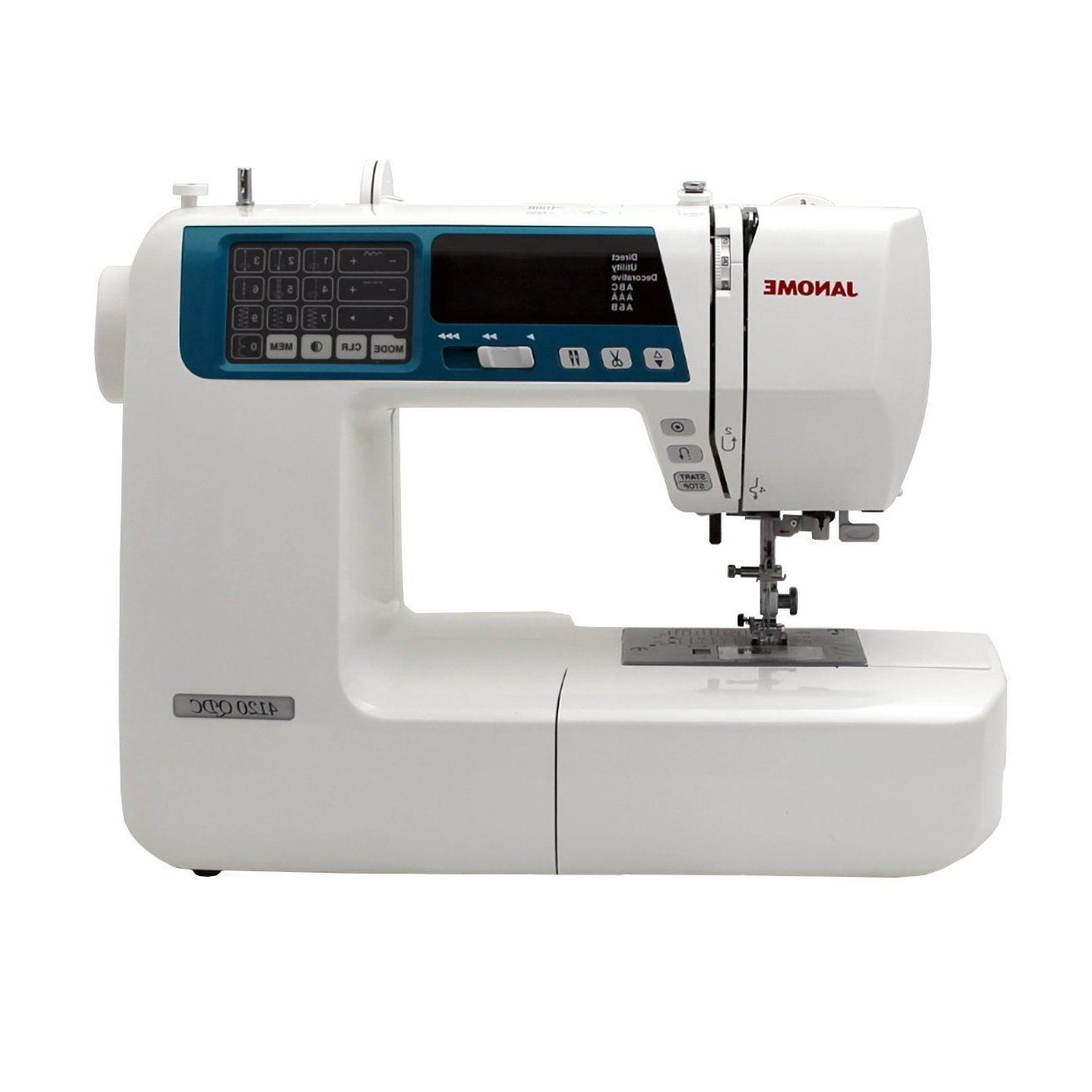 4120QDC-B JANOME Quilting Machine AUTHORIZED DEALER