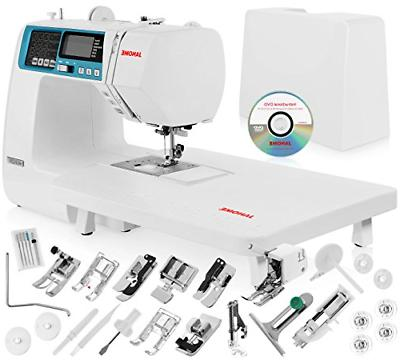Janome 4120QDC Computerized Sewing Machine w/Hard Case + Ext