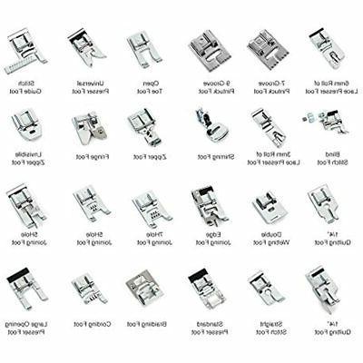 42 PCS Presser Feet Set Sewing Machine