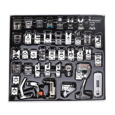 42pcs Low Sewing Machine Set