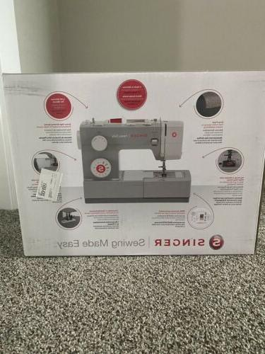 4411 sewing machine heavy duty portable new