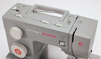 Singer Duty Sewing Built-In Stitches Needle Threader