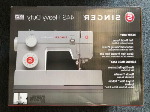 44s heavy duty 23 stitches sewing machine