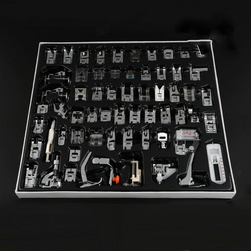 52pc Replacement Sewing Machine Foot Presser Feet Tool For B
