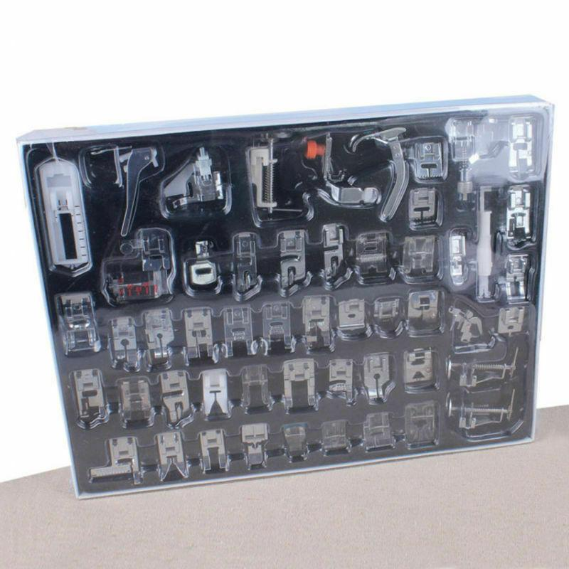52pcs/set Presser For Sewing Machine Part