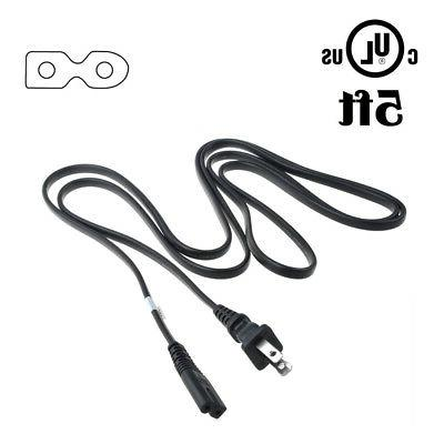 5ft ul ac power cord for janome