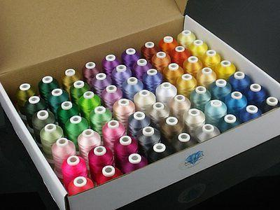 63 brother polyester 120d embroidery