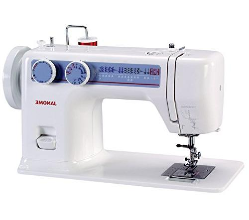 Janome Machine with Janome inch Foot, Janome and 14