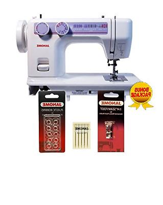 Janome 712T Sewing Machine inch Janome Bobbins and 14