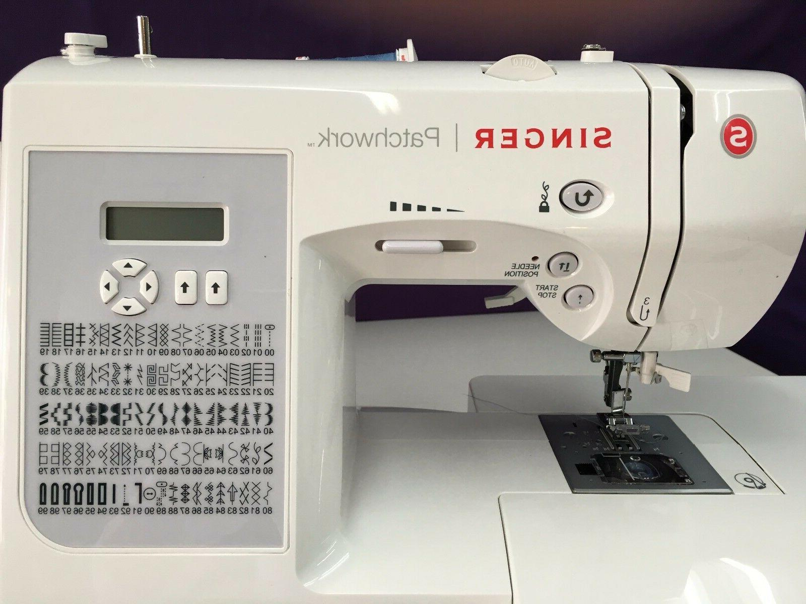 SINGER 7285Q PATCHWORK NEWEST QUILTING /& SEWING MACHINE Authorized Singer Dealer