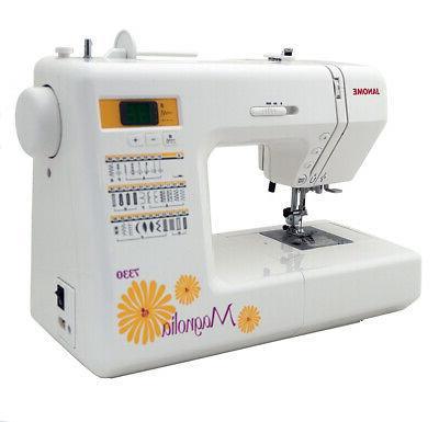 Janome Sewing Machine with Bundle