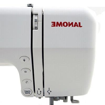 Janome Computerized Sewing Machine Bundle