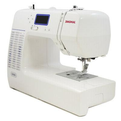 Janome Sewing Machine with Exclusive