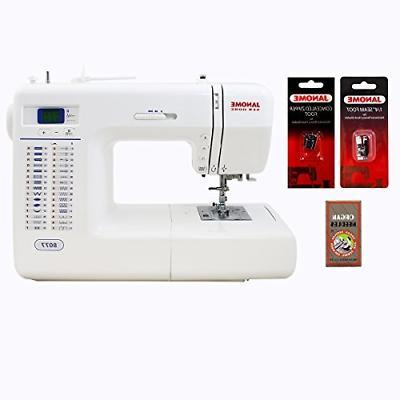8077 computerized sewing machine