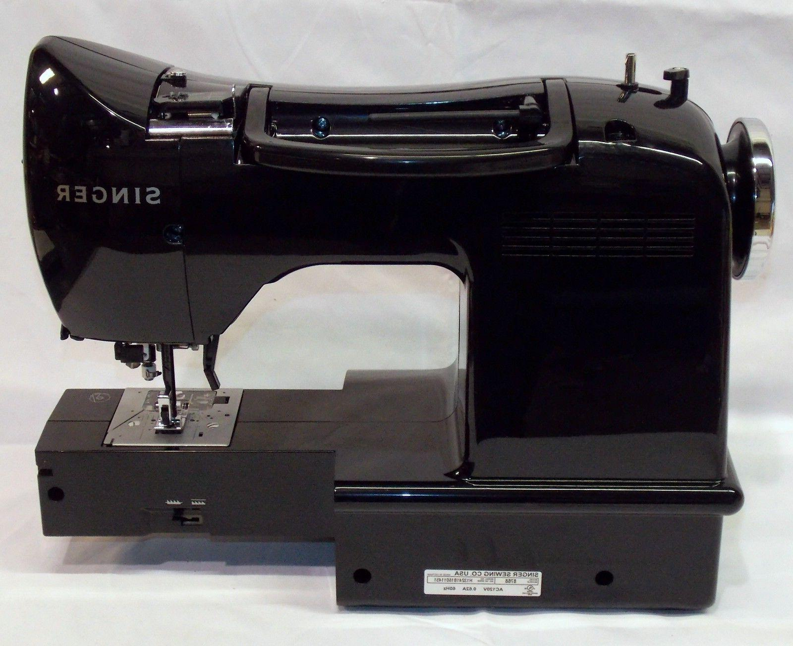 New Singer 8768 Electronic Auto Thread Stitch SEWING MACHINE ONLY*