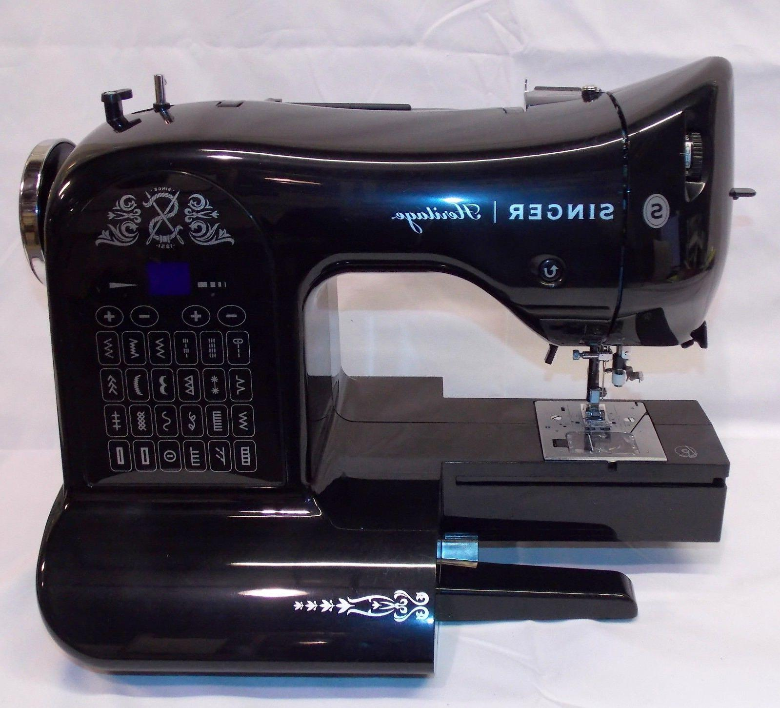 New 8768 Electronic Auto Thread 24 Stitch * SEWING MACHINE ONLY*