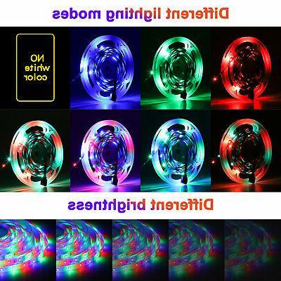 Waterproof 16.4ft 300 LED Strip Light Flexible