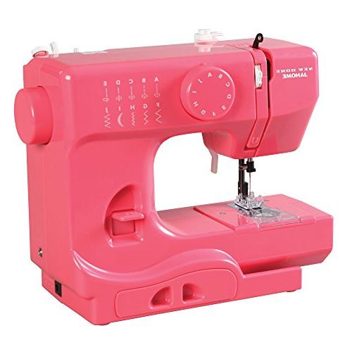 Janome Lightning Easy-to-Use, 10-Stitch Compact Sewing Machine Arm