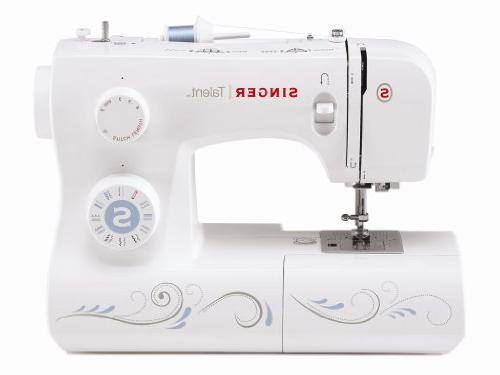 Singer 3323S Talent Factory Serviced Handy Sewing Machine, W