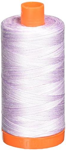 Aurifil A1150-3840 50wt 1422yds Variegated Mako Cotton Embro