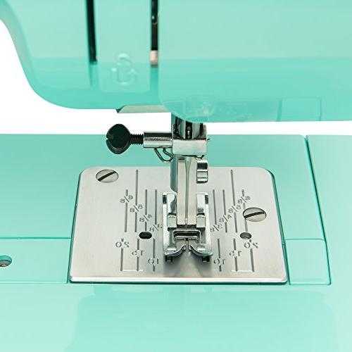 Janome Arctic Sewing Machine with Metal Tutorial Beginners