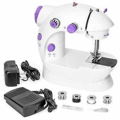 bcp portable mini sewing machine w pedal