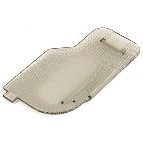 bobbin cover plate