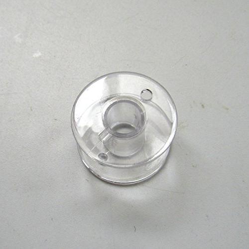 KUNPENG 40 PCS Bobbin, Plastic #102261103 for Kenmore 11206, 11607, 11608