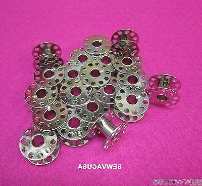 bobbins 20 metal sewing machine simple 2263
