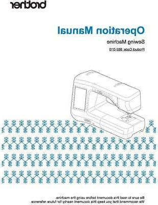 brother innov is vq2400 embroidery sewing machine