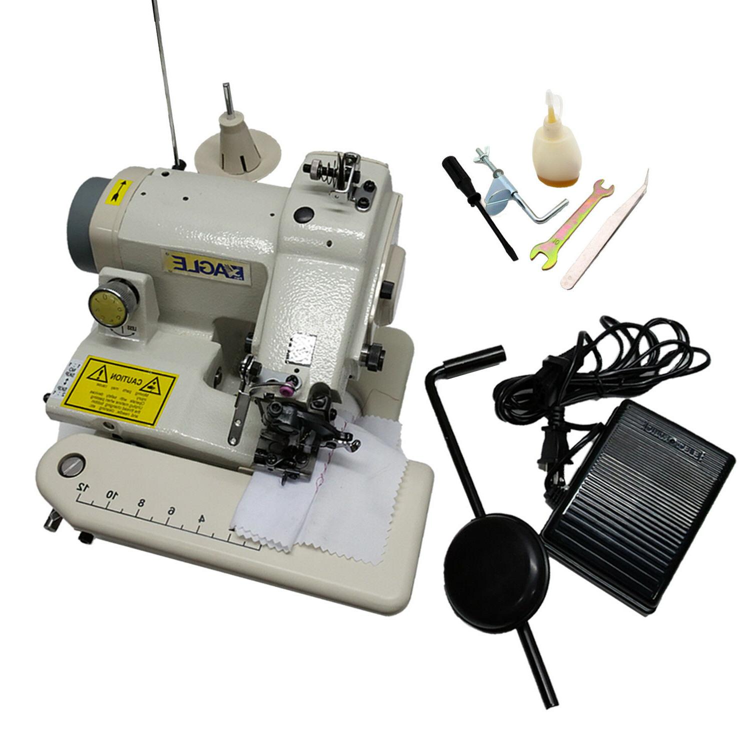 Eagle Blindstitch Sewing Machine With Free