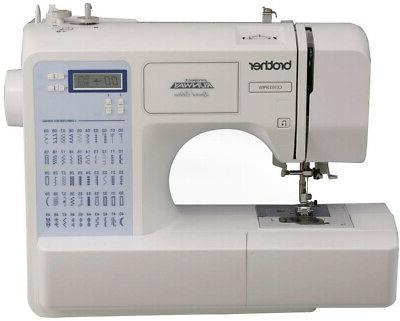 computerized sewing machine w 50 built in
