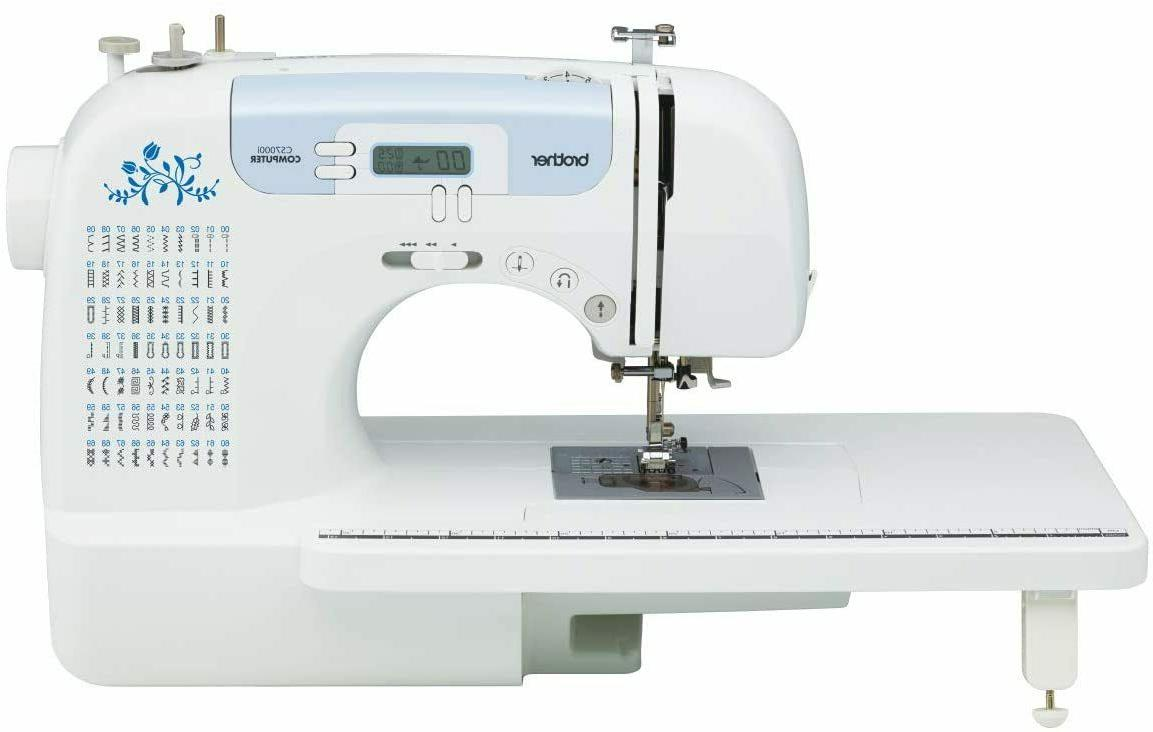 cs7000i computerized sewing machine ships today in
