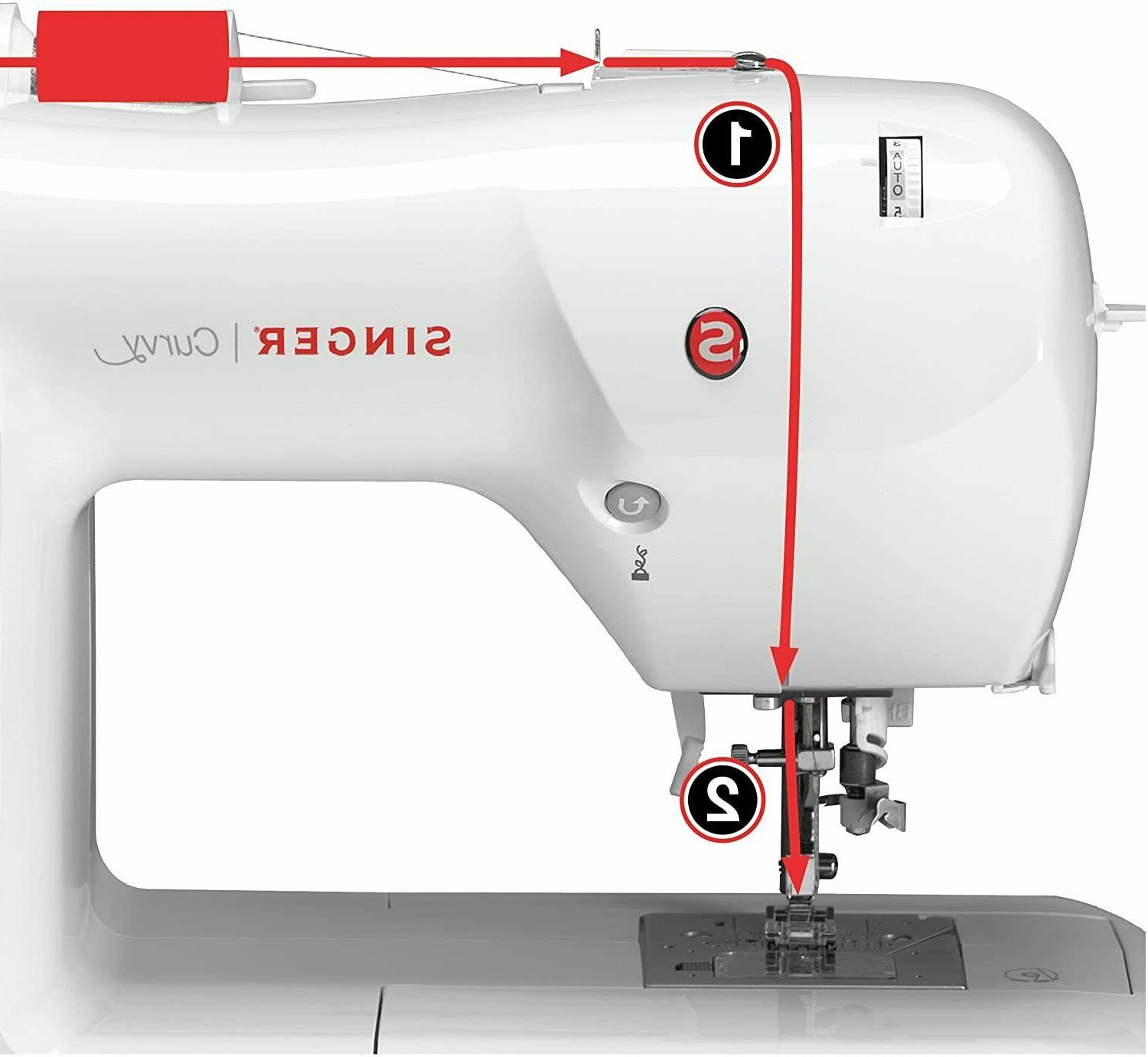 Singer Curvy Sewing