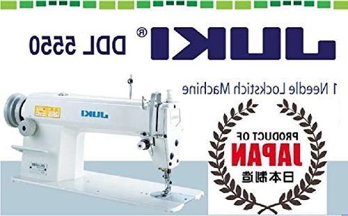 ddl 5550 lockstitch industrial sewing