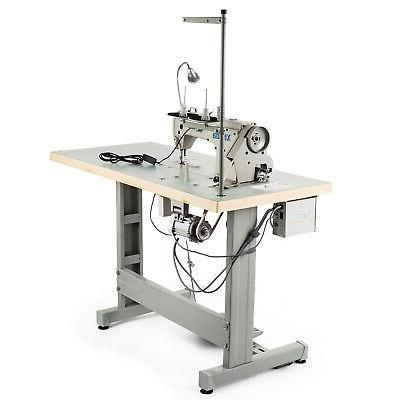DDL-8700 Sewing Machine with Table+Servo Lamp Stitcher Manual
