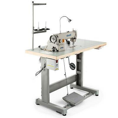 DDL-8700 Sewing Machine Table+Servo Manual