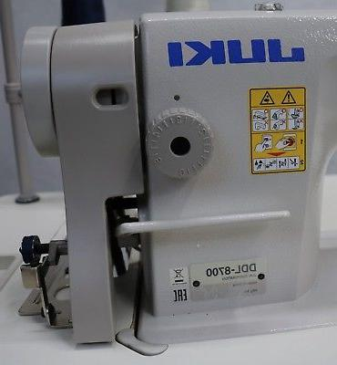 """JUKI DDL-8700 Sewing with Servo Motor, Stand & LED """"FREE SHIPPING"""""""