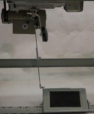 """JUKI DDL-8700 with Servo Stand & LAMP SHIPPING"""""""