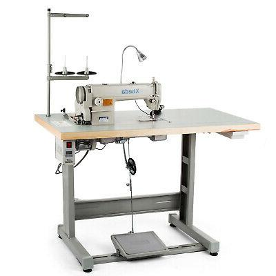 DDL-8700 Sewing Table+Servo Lamp Stitcher Manual
