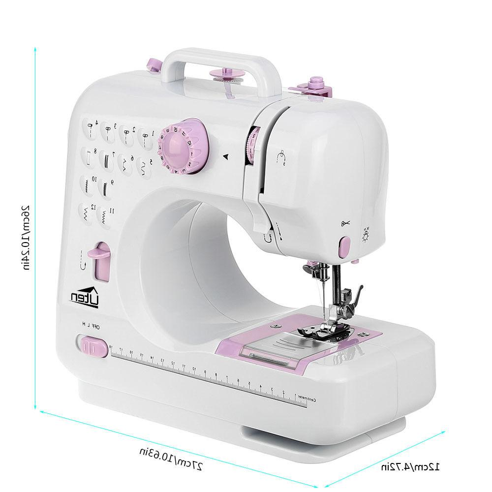 Electric Desktop Sewing 12 Stitches Household 2