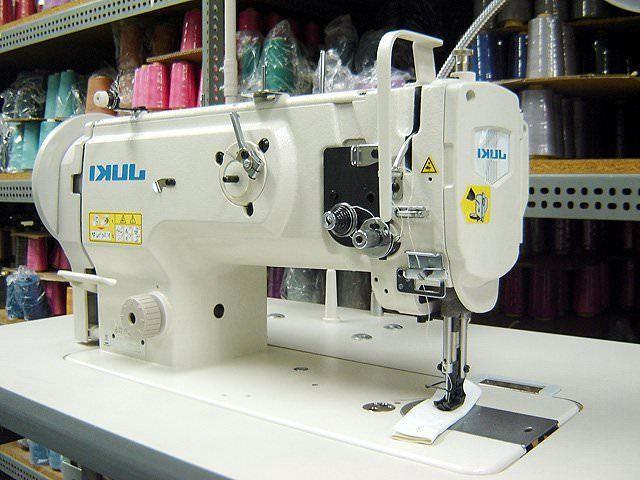 Juki DNU-1541S Leather Upholstery HEAD