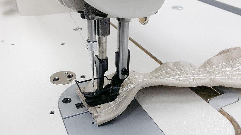 JUKI DNU-1541S Walking Foot Leather Upholstery Sewing