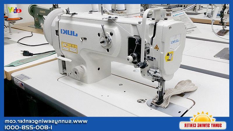 JUKI DNU-1541S Walking Leather Upholstery Sewing Machine