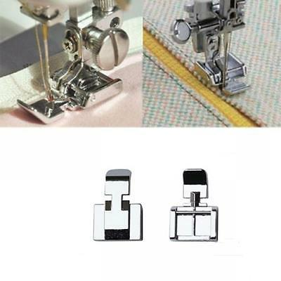 SEWING MACHINES ZIPPER FOOT LEFT OR RIGHT fit for DOMESTIC SEWING MACHINE KUNPENG 1 PCS HIGH SHANK ZIP