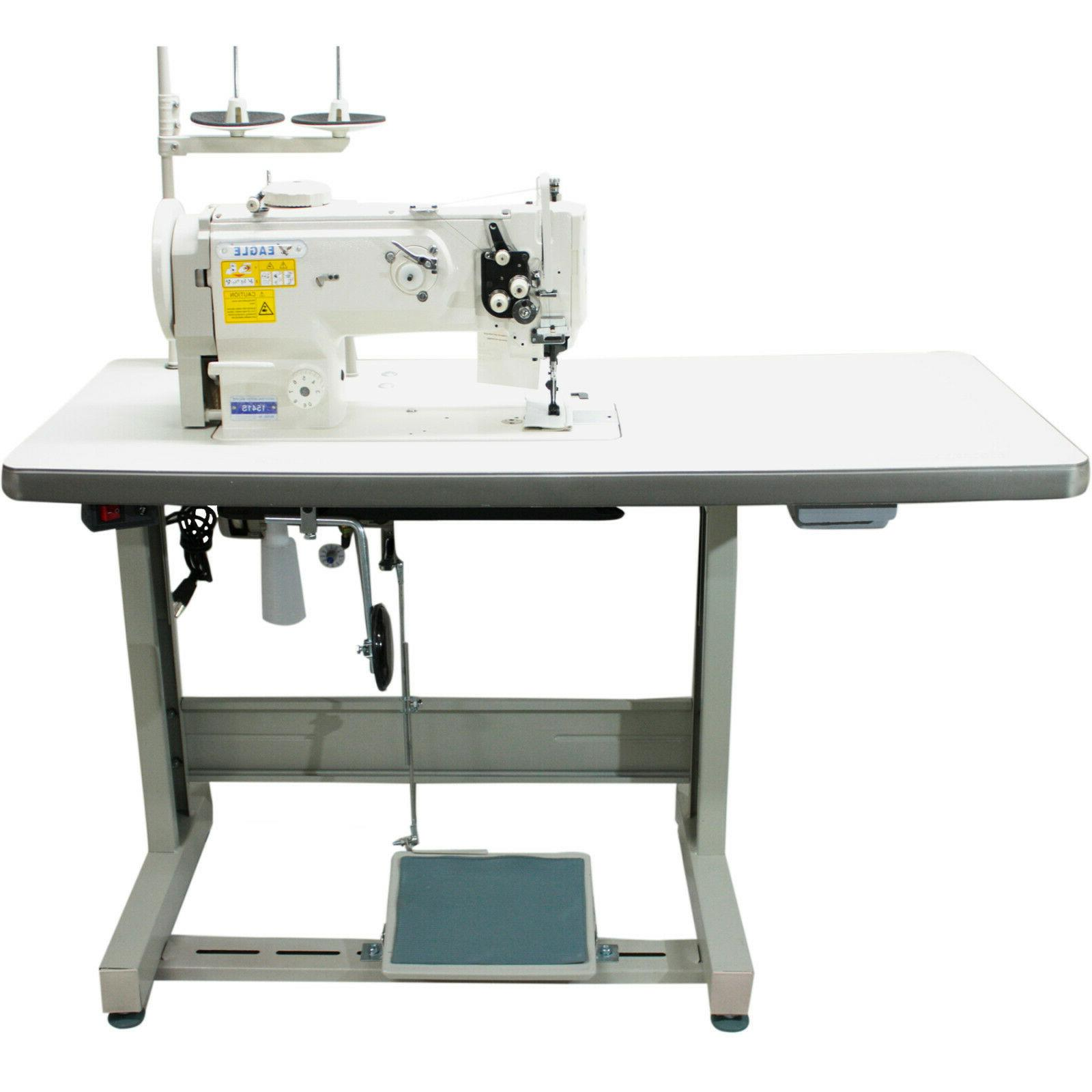 Eagle E1541S Industrial Walking Foot Sewing Machine For Leather and Upholstery