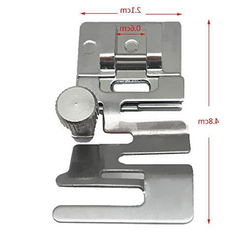 Fabric Stretch Domestic Machine Presser#9907-6