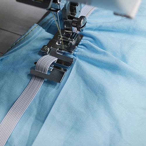 YEQIN Cord Band Fabric Stretch Domestic Machine