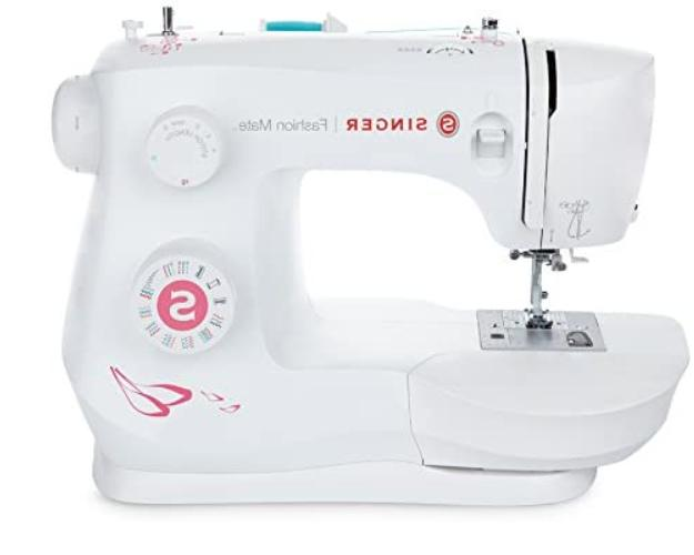 fashion mate 3342 free arm sewing machine