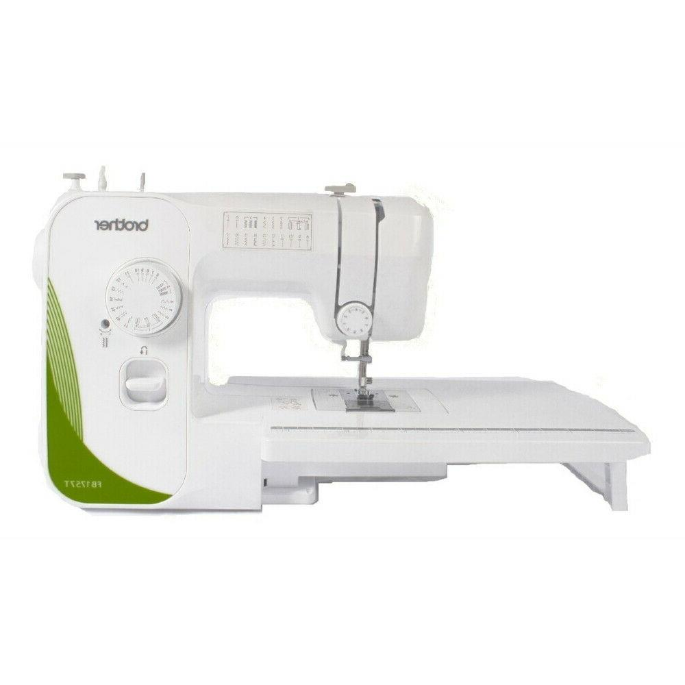 fb1757t sewing machine with quilt extension table